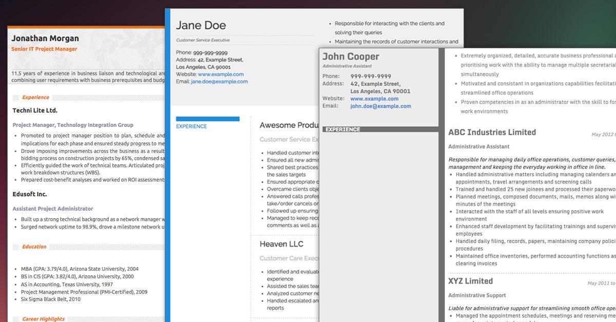2014 resume writing tips obbosoft
